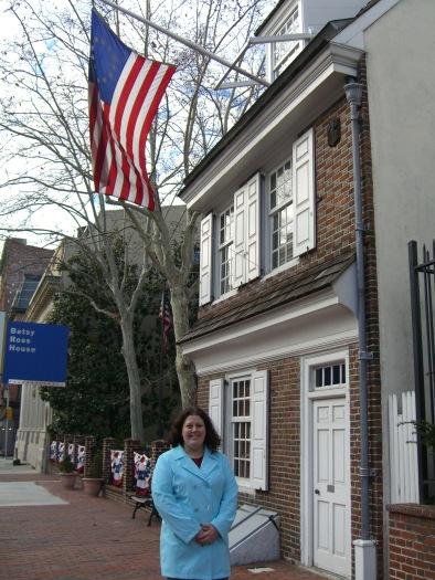 Betsy Ross House, Philadelphia, USA