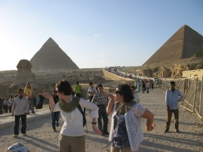 The Great Pyramids of Egypt