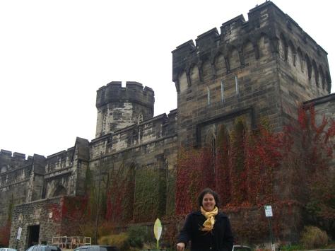 Eastern State Penitentiary, Philadelphia, USA