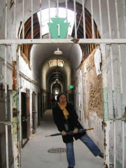 Eastern State Penitentiary, Pennsylvania, USA