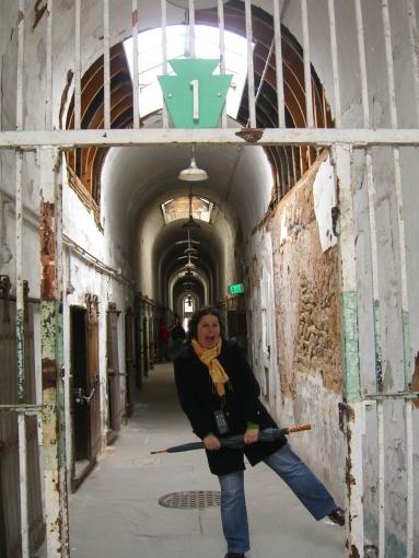 Eastern State Penitentiary, Pennsylvania, USA