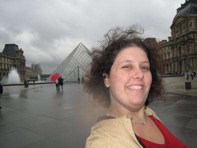 The Lourve, Paris, France